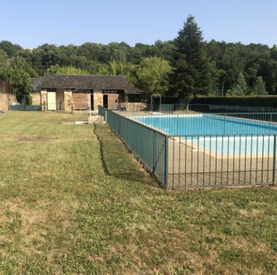 La piscine intercommunal de Plaisance